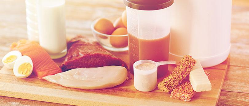 Aminosyror främjar kroppens funktioner