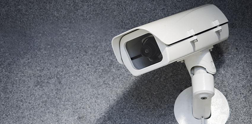Kameraövervakning – välutvecklad teknik för din säkerhet